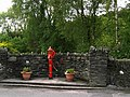 Old Village Pump, Inchinossig Bridge, Ballingeary, Co.Cork - geograph.org.uk - 725284.jpg