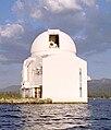 Old dome of the Big Bear Solar Observatory (Big Bear Lake, California).jpg