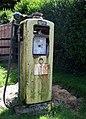 Old petrol pump - geograph.org.uk - 514535.jpg