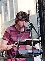 Ole Specht (Tonbandgerät) (Rio-Reiser-Fest Unna 2013) IMGP8021 smial wp.jpg