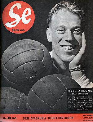Olle Åhlund - Olle Ahlund (1945)