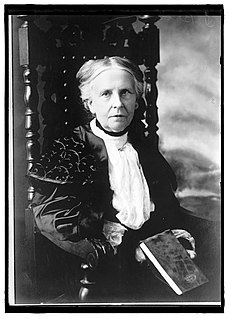 Olympia Brown American suffragist and Universalist minister