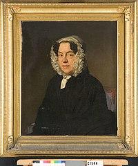 Aagje van Voorthuysen (1785-1851). Echtgenote van Jan