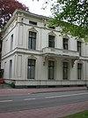 foto van Villa burgemeester H.W.J. van Marle