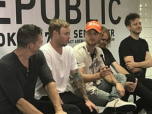 OneRepublic - In Bangkok, 2017