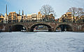 One of the bridges from a frozen canal.jpg