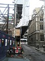 Ongoing building work at Guildhall Buildings - geograph.org.uk - 767141.jpg