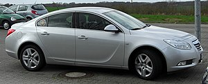 Mark Adams (designer) - Opel Insignia