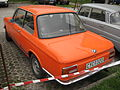 Orange BMW 1502 on a parking lot in Kraków (2).jpg