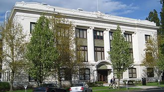 Oregon Supreme Court Building - Exterior of building