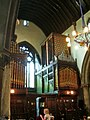 Organ, St Peter Church, Hindley - geograph.org.uk - 534423.jpg