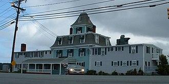 Orleans, Massachusetts - Image: Orleans Inn