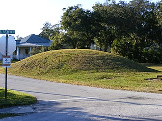 Ormond Mound - Image: Ormond Mound 0934