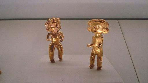 Oro precolombino de Costa Rica