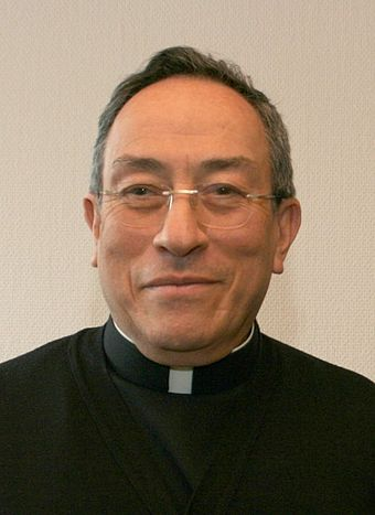 Cardinal Oscar Andres Rodriguez is Archbishop of Tegucigalpa and a figure of national and international note. OscarKardinalRodriguez.jpg