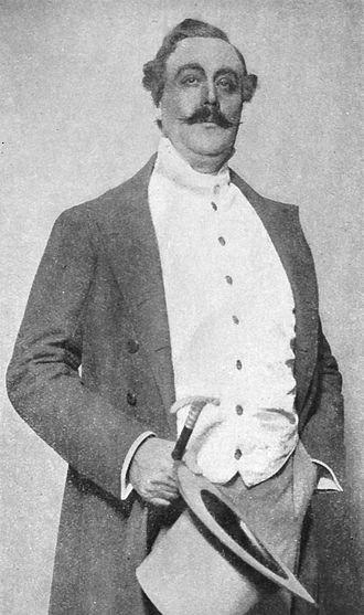 Oscar Byström (actor) - Oscar Byström, c. 1918.