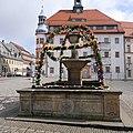Osterbrunnen in Oederan (1).JPG