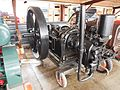 Oude stationaire motor in het MUSEUM voor NOSTALGIE en TECHNIEK, Dorpsstraat 38, Langenboom pic11.JPG