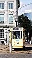 Oude tram op de Kunstberg (Brussel).jpg