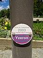 Oullins - Marquage crue 2003 Yzeron (août 2019).jpg