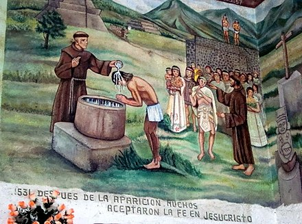 Evangelization of Mexico Our Lady of Guadalupe Church, Calle 69 n53 -Av.6, Venustiano Carranza, Federal District, Mexico08.jpg