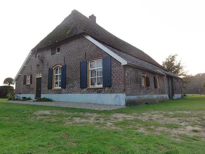 Hoeve bij de oude Hessenweg naar Nijmegen in Overasselt   Monument   Rijksmonumenten nl