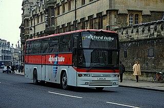 Thames Transit Former Oxford bus operator