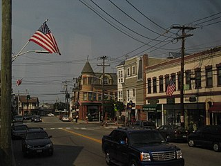 Oyster Bay (hamlet), New York Hamlet and census-designated place in New York, United States