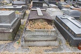 Prince Bojidar Karageorgevitch - Père-Lachaise Cemetery.