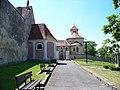 Přední Kopanina, sad, kaple a rotunda.jpg
