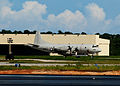 P-3C Orion with APS-149 LSRS at Andersen AFB 2010.JPG