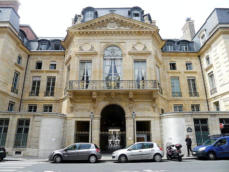 File:P1100879 Paris Ier rue de Valois n°7 ministère de la culture rwk.JPG