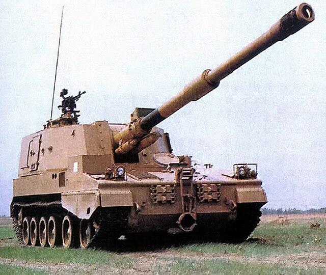 PLZ45155mm Howitzer