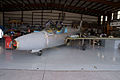PZL Mielec TS-11 Iskra unpainted LSideFront KAM 09Feb2011 (14797179829).jpg