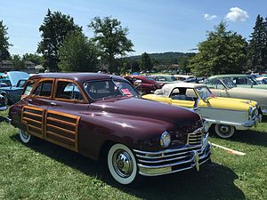 Packard Station Sedan - 1949 Packard Station Sedan