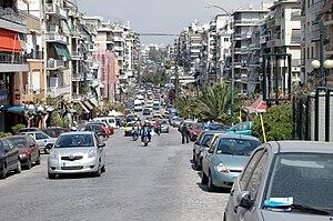 Pangrati - Ymittou Avenue