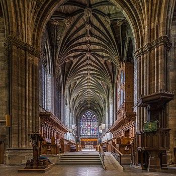 Paisley Abbey Interior East