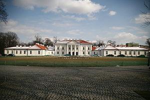 Ogiński family - Image: Palac oginskich