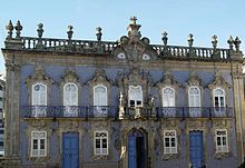 Palácio do Raio in Braga