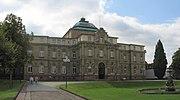 Palais-Bundesgerichtshof-Karlsruhe-Germany