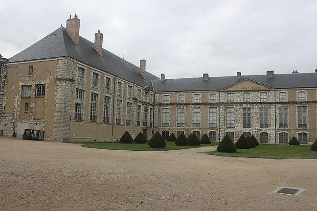 Monument historique à Chartres