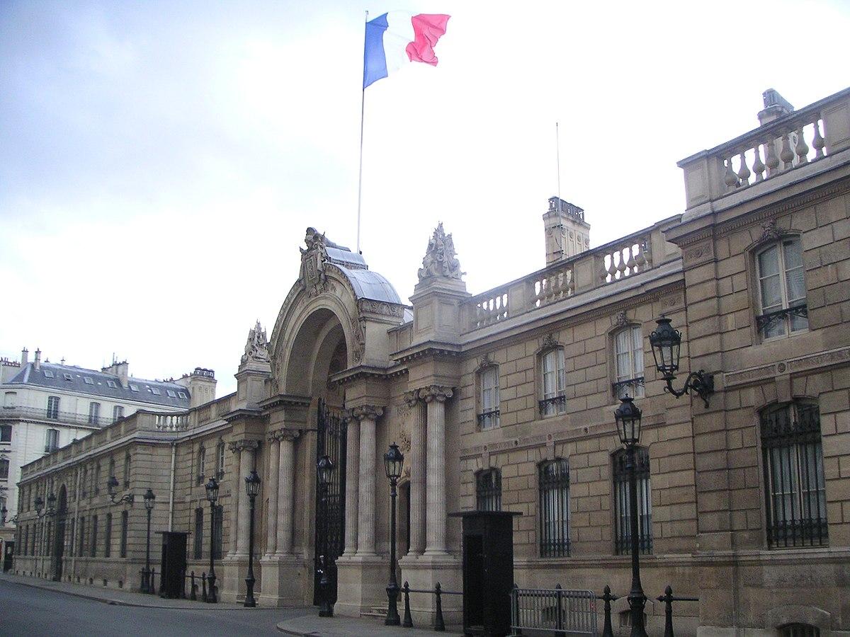 Gobierno de francia wikipedia la enciclopedia libre for Gobierno exterior