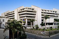 Reggio Calabria - Palazzo Campanella, sede del Consiglio Regionale della Calabria.
