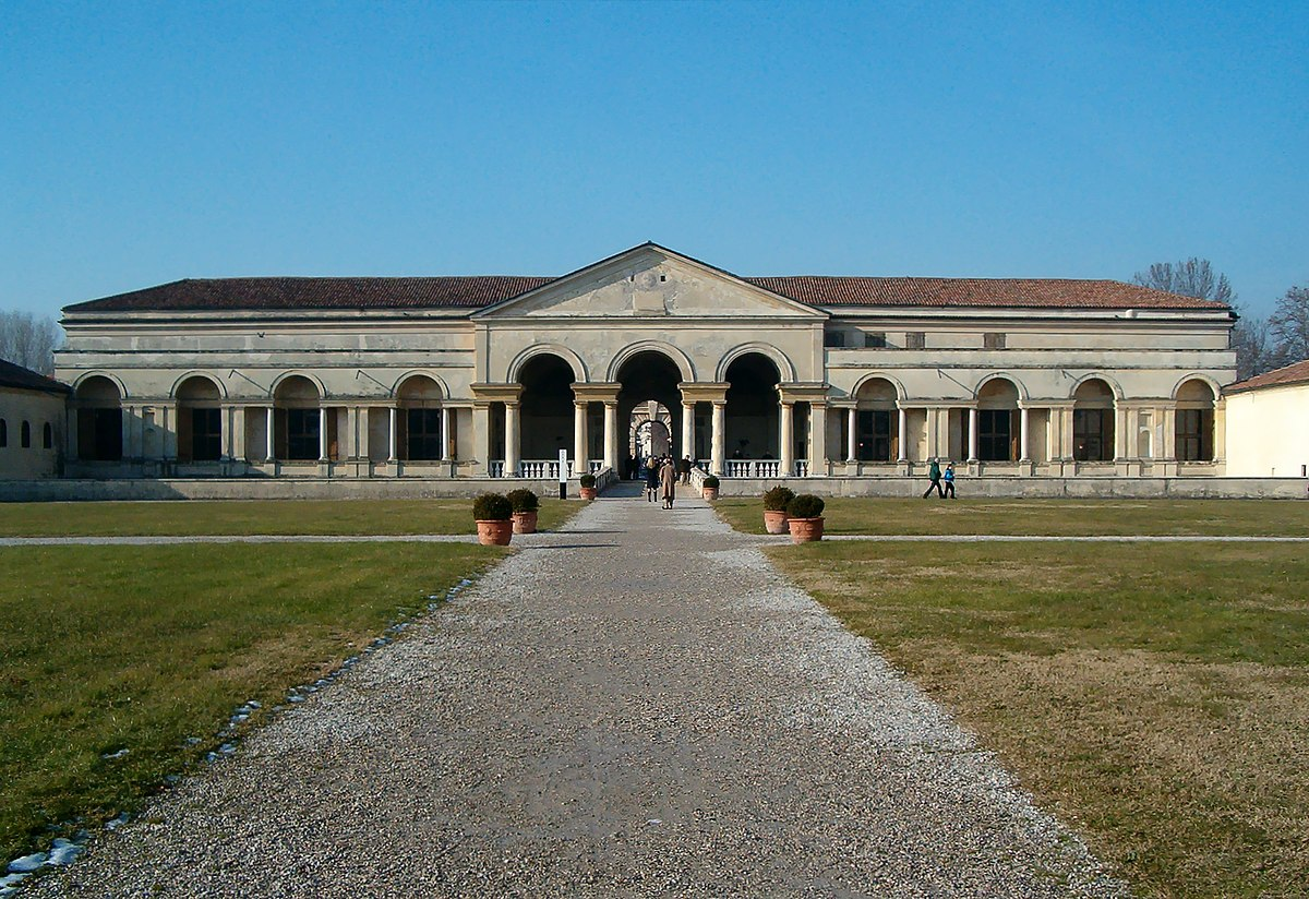 Palazzo del te wikipedia - Architetto mantova ...