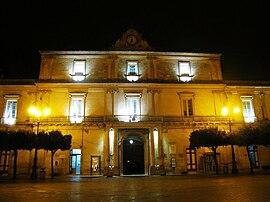 Palazzo Comunale in Mottola