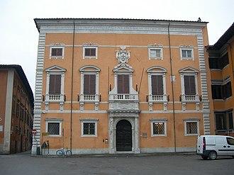 Knights' Square - Image: Palazzo del Consiglio dei Dodici (January 2008)