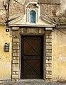Palazzu Caraffa, entrée du 4 rue Letteron, Bastia.jpg