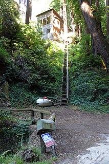 Palo Colorado Canyon, California Unincorporated community in California, United States