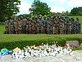 Památník Lidice , památník věnovaný obětovným dětem 03.jpg