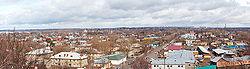 Vista de Pereslavl-Zalessky